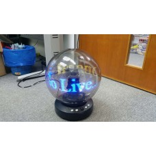 Led Miraball for launching