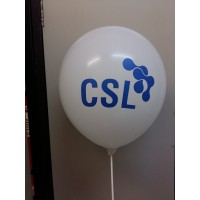 Balloon Printing with logo