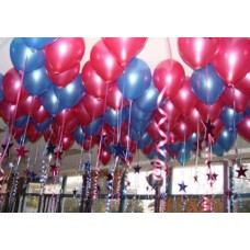 Helium Balloon Float to Ceiling (14)