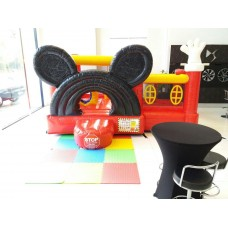Mickey House Inflatable games