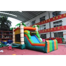 Coco Combo inflatable bouncing castle