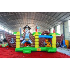 Inflatable game Pirate Ship