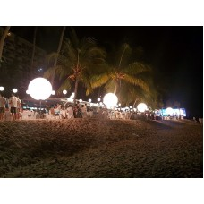 Outdoor Balloon Light Stand