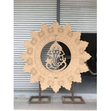 CNC Wood Carving Decoration
